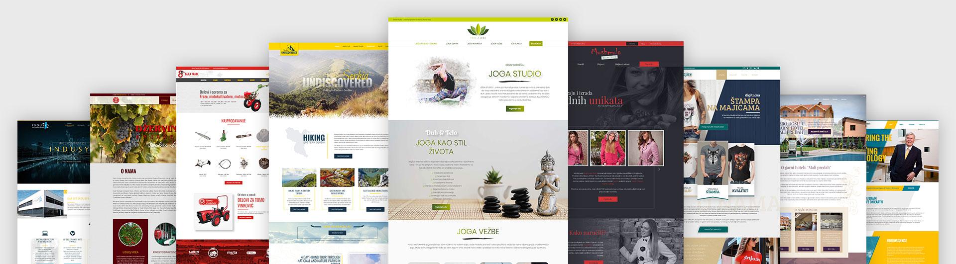 veb dizajn - promo